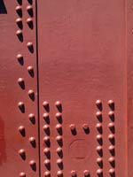 Golden Gate Bridge up close and riveting